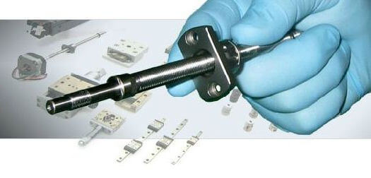Miniature Linear Guide Assembly