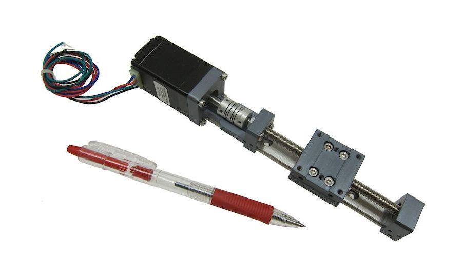 Small Linear Actuator 2